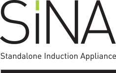 SINA Standalone Induction Appliance